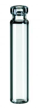 Inj.flaske 1,2 ml 8 mm krave, 40x8,2mm, 100stk