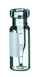 Inj.flaske 0,2 ml 6mm lysning, 32x11,6mm, 100stk