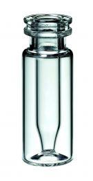 Inj.flaske 0,3 ml 11 mm, snapring, 100stk