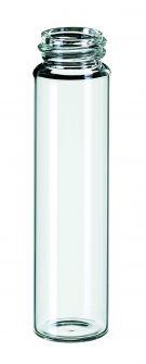 Skruelågsglas 20 ml 20-400, tot. vol. 24ml, 100stk