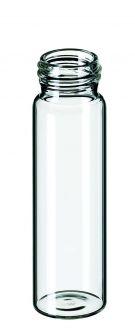 Skruelågsglas 40 ml ND24, EPA, 100stk