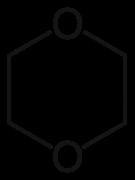 1,4 Dioxane, HPLC Grade, 1 liter