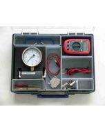 Kalibreringskit for tryk og temperatur