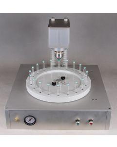 Lukkeapparat Pneum., SuperCrimp, model Karrusel